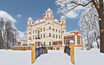 Ciekawe miejsca w Polsce: Pałac w Wojanowie