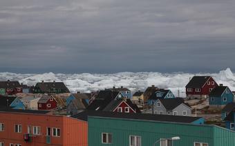 Grenlandia - Ilulissat, Zatoka Disko i trekking przez pustkowia