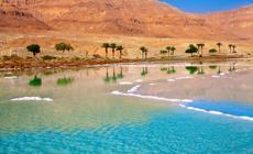 Najpiękniejsze miejsca wokół Morza Martwego