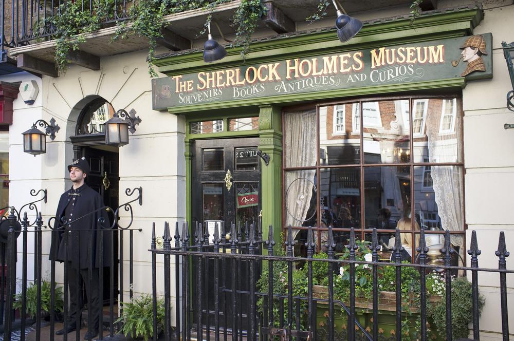 Muzeum Sherlocka Holmesa w Londynie