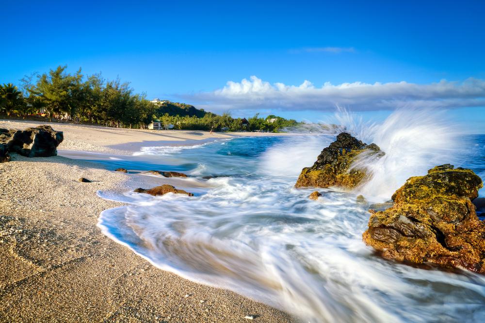 Reunion - plaże